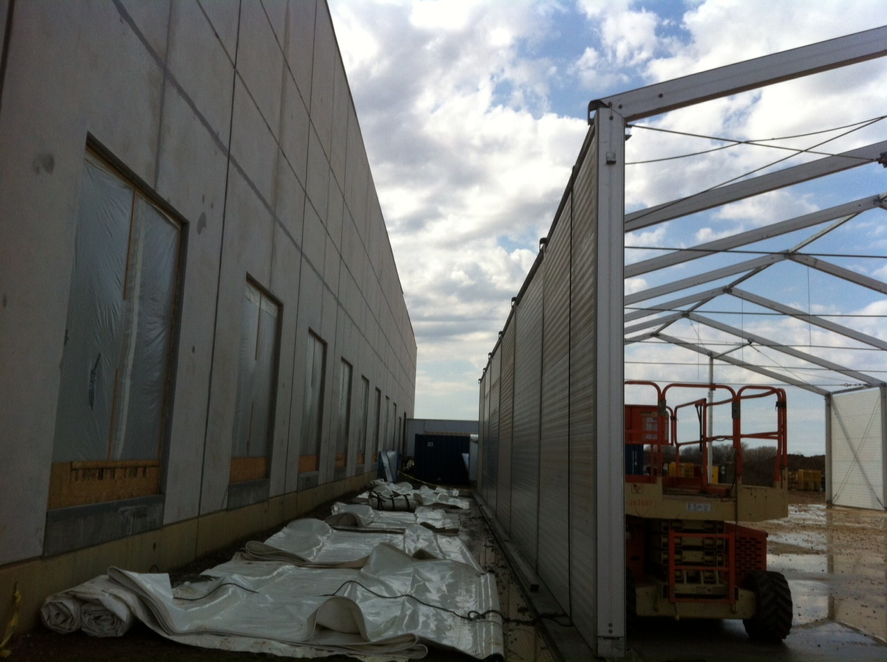 Blog Archives | Temporary Warehouse Structures