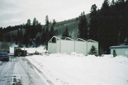 Warehouse for Winter Protection
