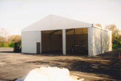 Overhead & Personnel Door in King of Prussia, PA | Temporary Warehouse Structures