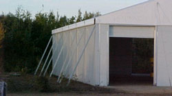 Overhead Door Options | Temporary Warehouse Structures | Serving the USA